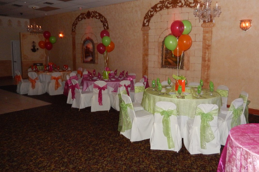 Oasis Baby Showers